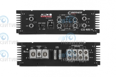 Audio System CO-65.4 » Усилители
